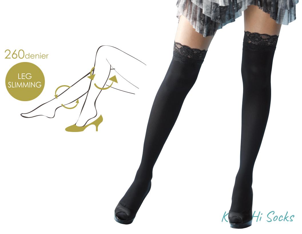 Knee-Hi Socks