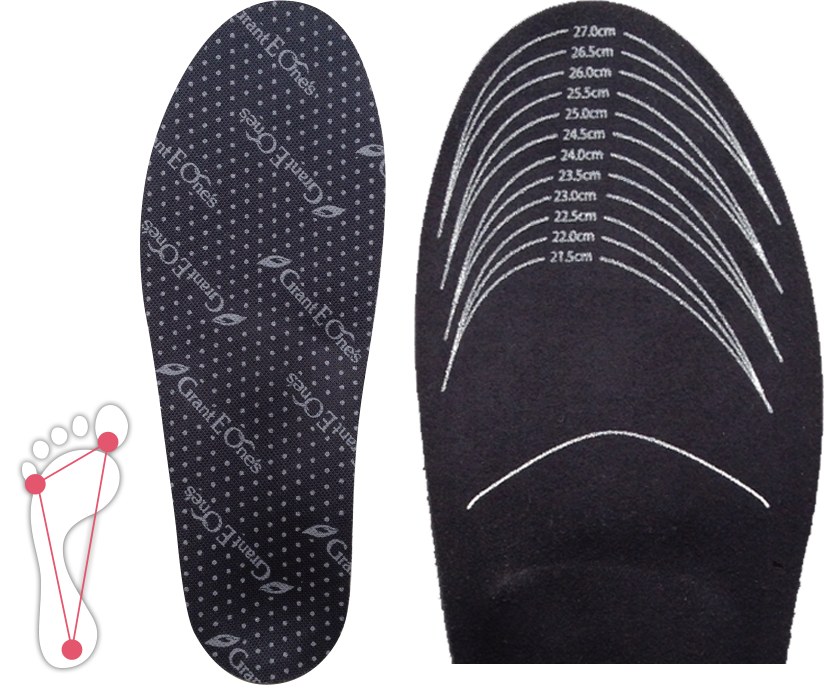 写真:Homee Insoles