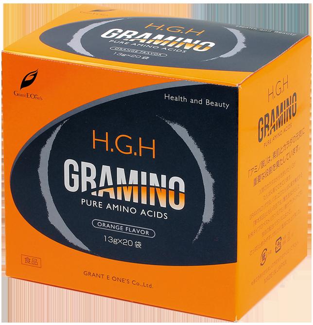 H.G.H Gramino:商品写真