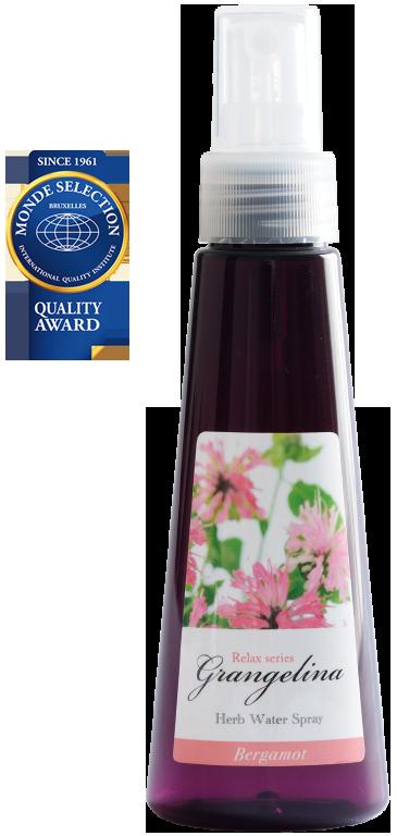 写真:Grangelina Series:Herb Water Spray:MONDE SELECTION